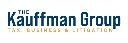 the kauffman group logo